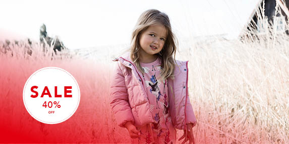 Shop children's coats >