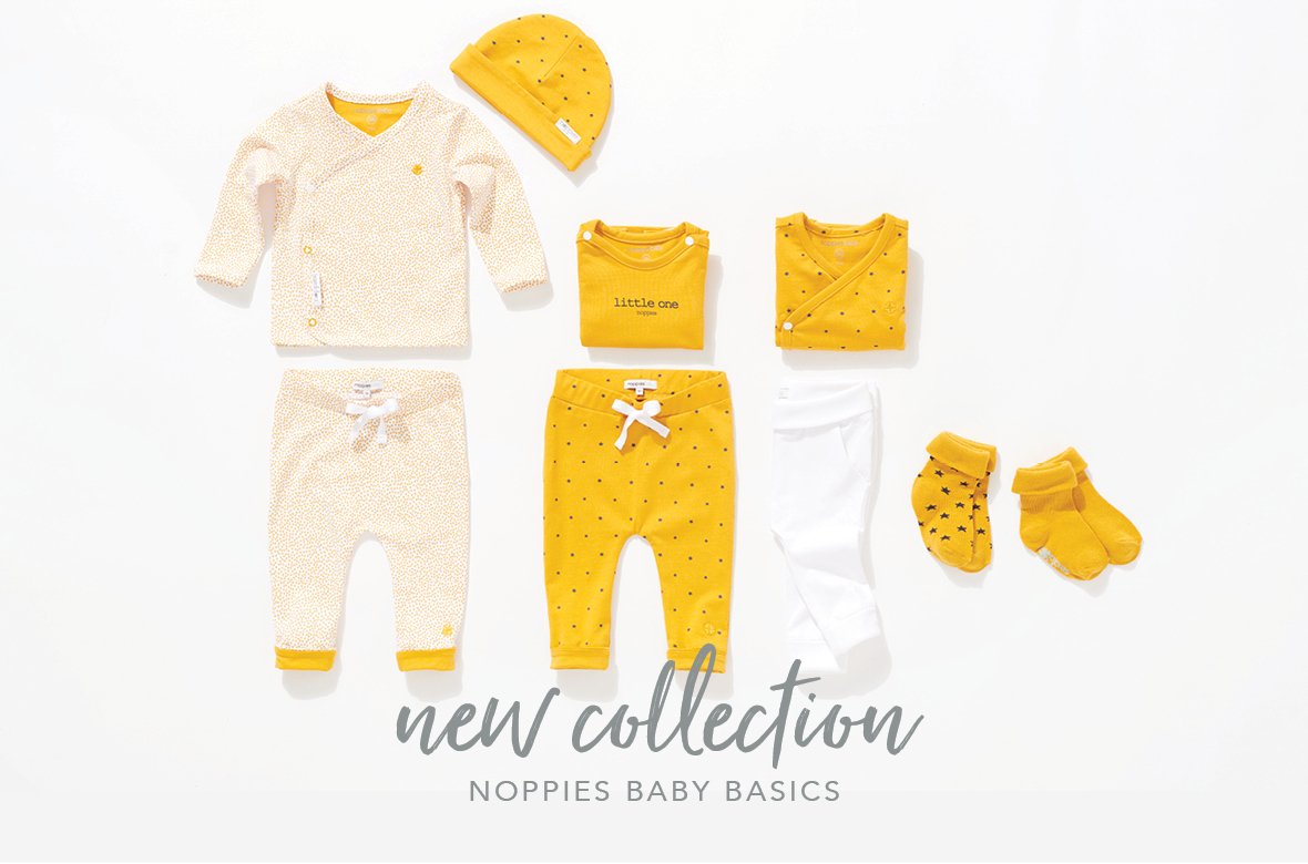 Our new Baby basics
