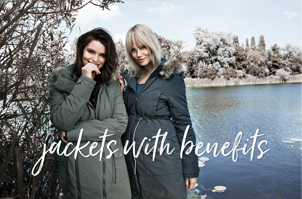 Jackets with benefits