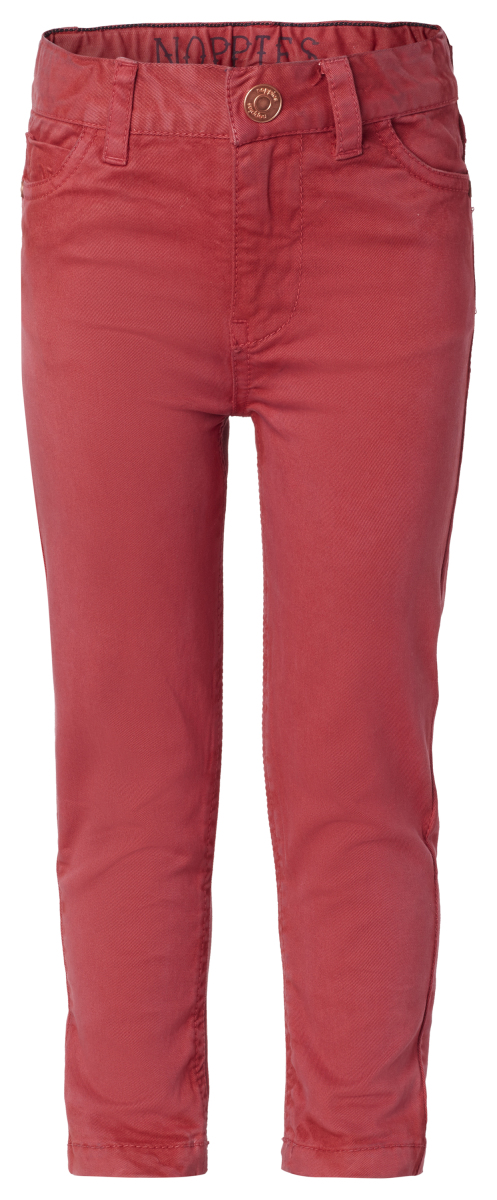 noppies Broek Alton - Medium Red - Kinderkleding