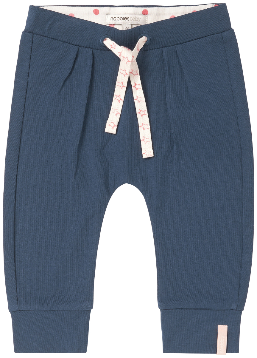 noppies Broek Elgin - Midnight Blue - Babykleding