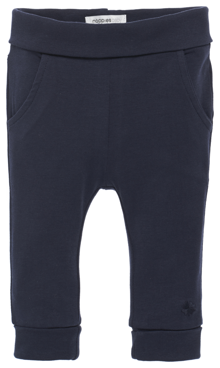 noppies Broek Humpie - Navy - Babykleding