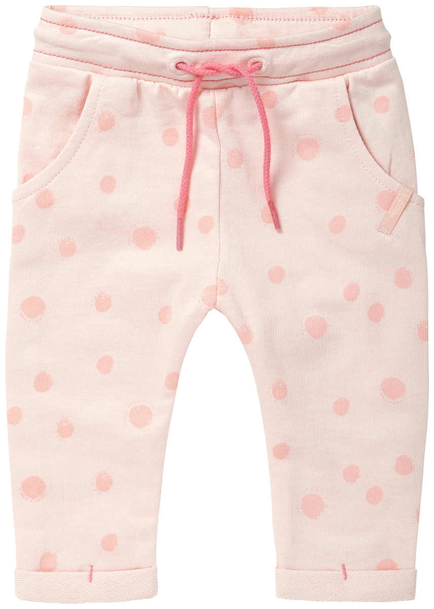 noppies Joggingbroek Dix - Blush - Babykleding