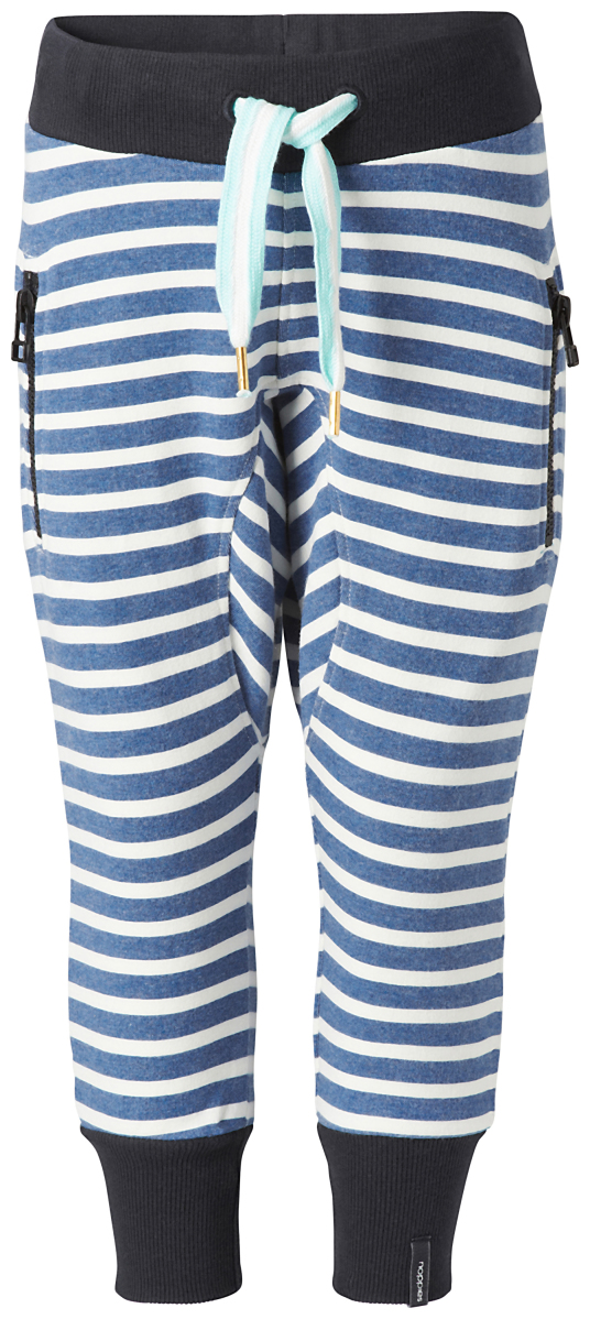 noppies Joggingbroek Edmond - French blue melange - Kinderkleding
