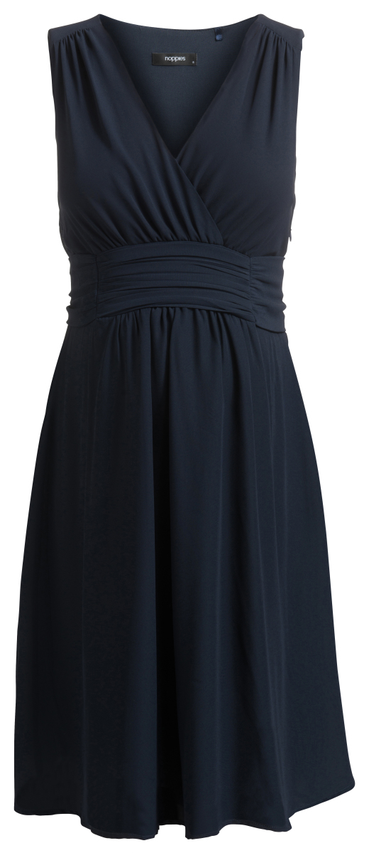 noppies Jurk Liane - Dark Blue - Positiekleding