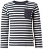 noppies Longsleeve Nori - Navy Stripe - Kinderkleding