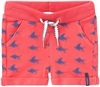 noppies Shorts Farrell - Bright Red - Babykleding