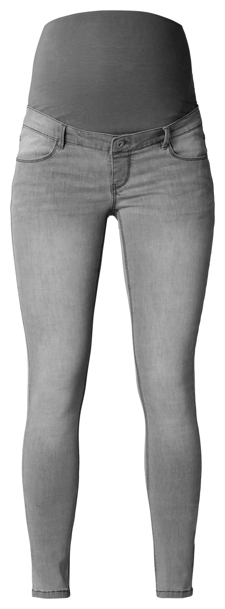 noppies Skinny Jeans Avi grey - Grey Denim - Positiekleding