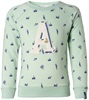 noppies Sweater Ferndale - Light Mint - Kinderkleding