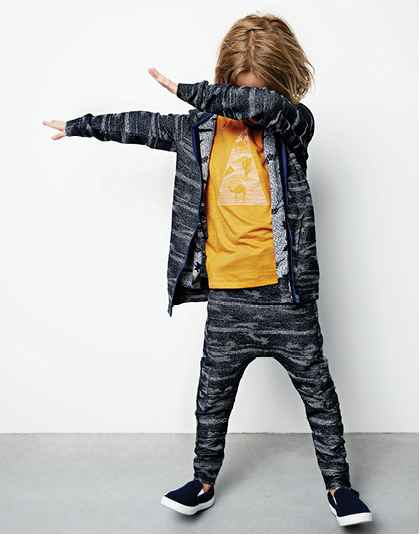 NOP fashion for kids!