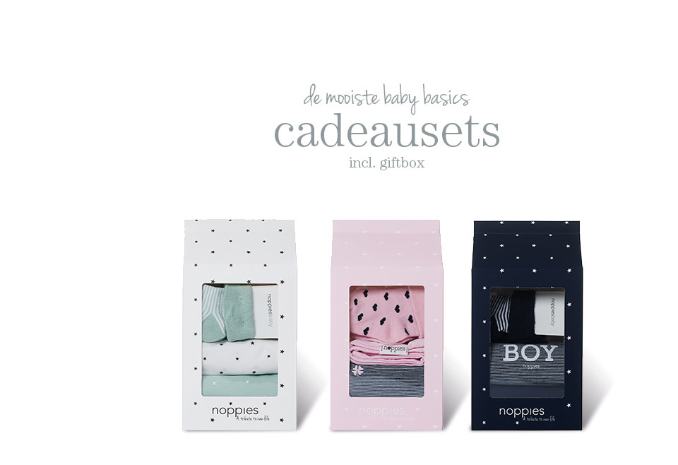 noppies cadeausets
