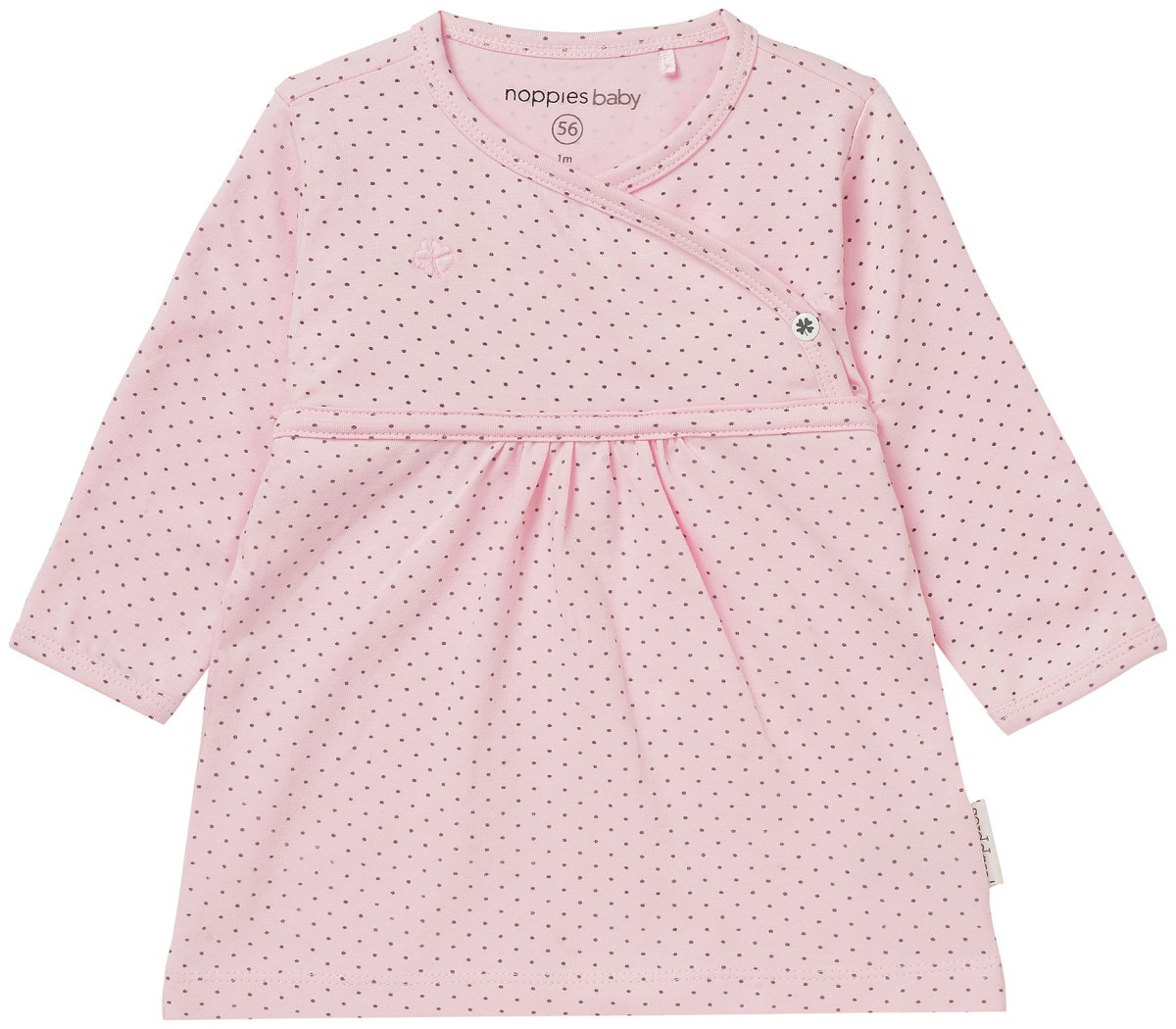 Noppies Kleid Rianne light-rose