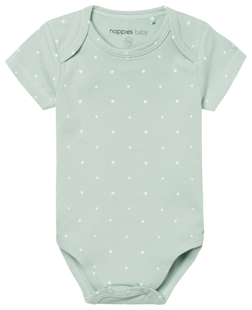 Noppies Romper Sevilla grey-mint