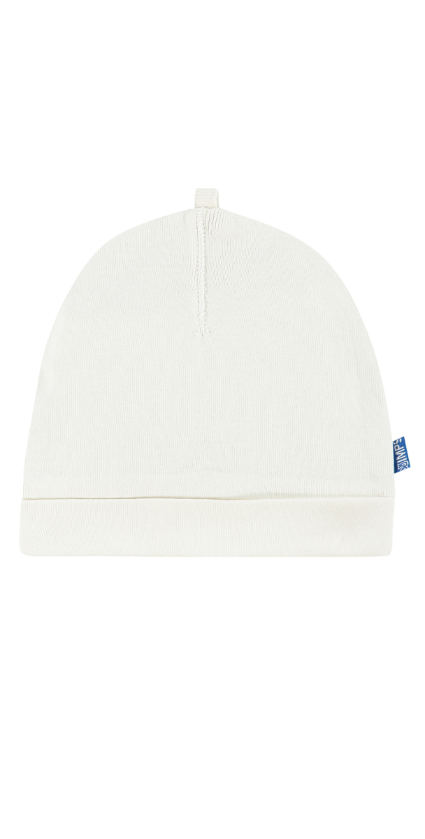 IMPS&ELFS Bonnet Pim White Solid off-white