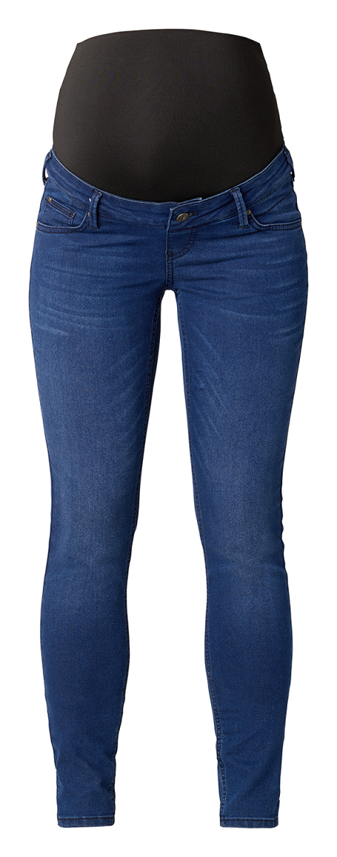 Queen mum Jean slim dark-blue
