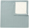 Noppies Baby cot blanket Noceto 75x100 cm dark-green