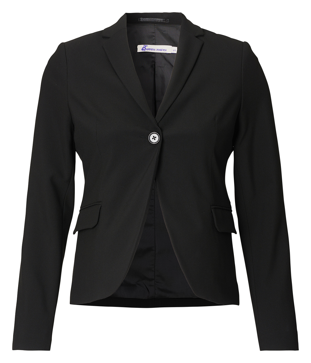 Queen mum Blazer black