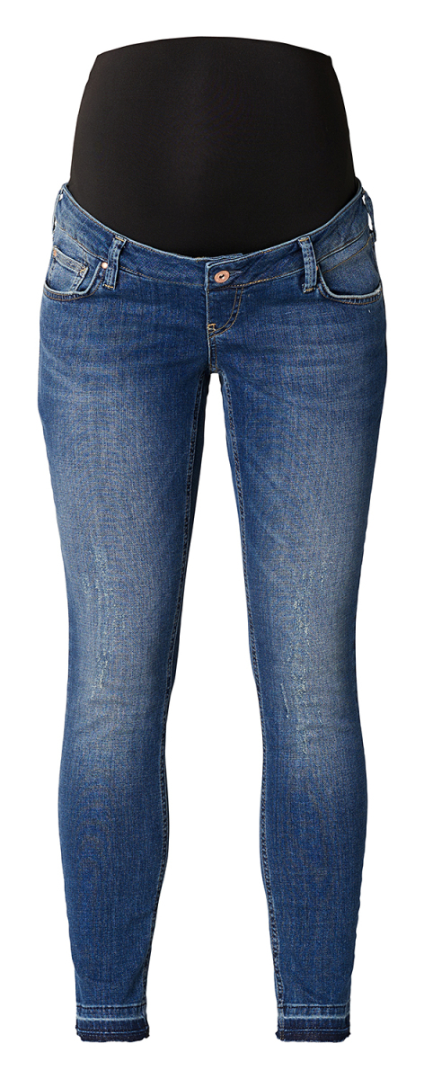 Queen mum Slim jeans used-wash