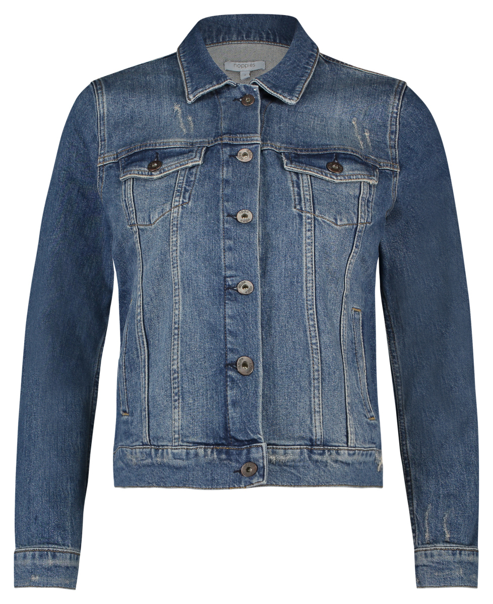 Noppies Veste Denim Vintage vintage-blue