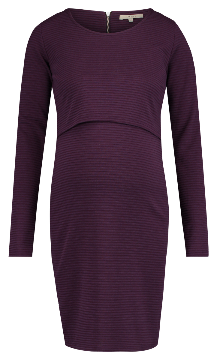 Noppies Jurk Mena dark-purple