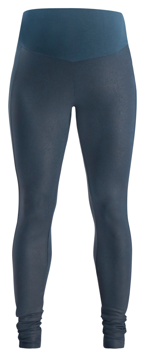 Queen mum Legging dark-teal-green