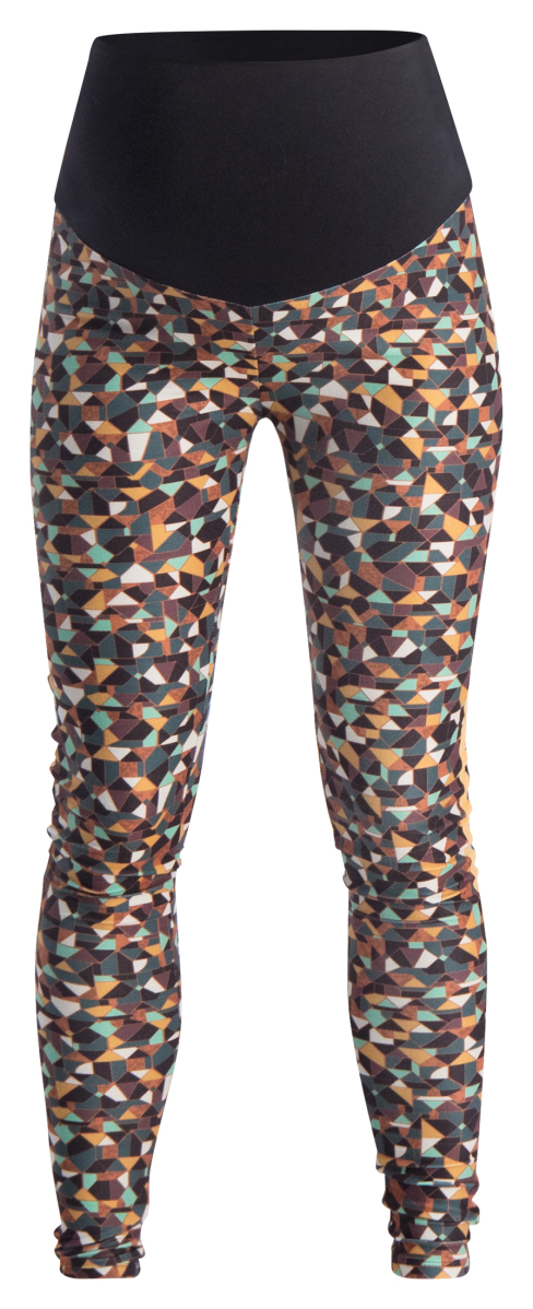 Queen mum Sportlegging multi-color