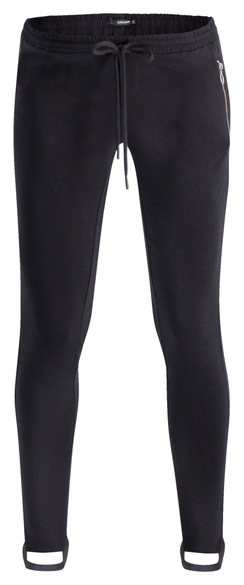Supermom Pantalon casual Ski Black black