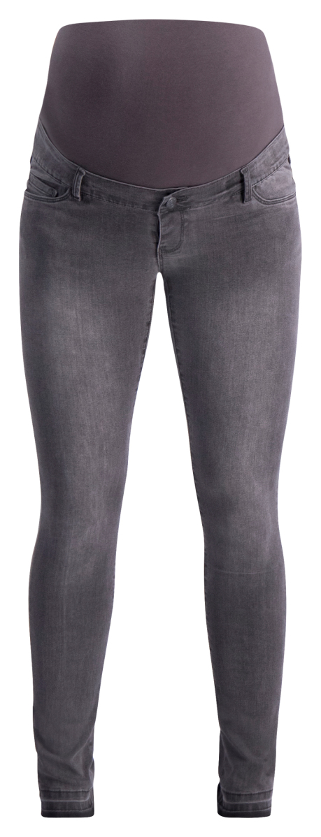 Supermom Skinny Jeans Feathersoft grey-denim
