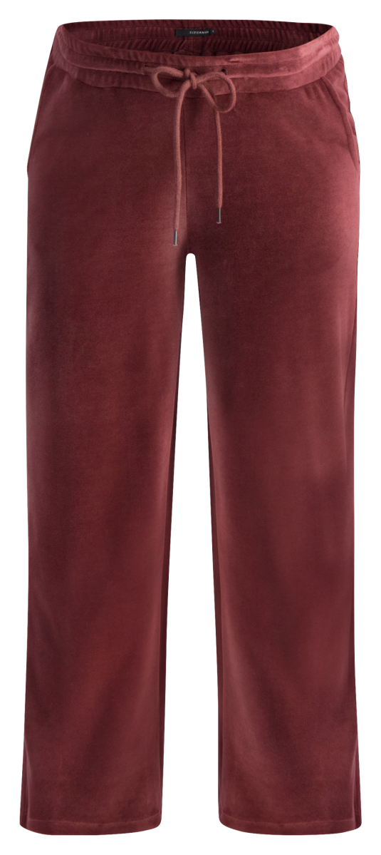 Supermom Joggingbroek Velvet dark-rose