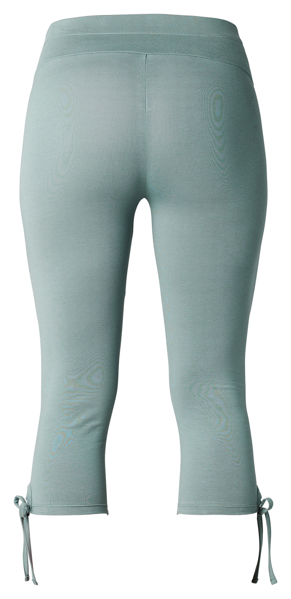 many fashionable hot new products wide varieties Esprit Capri legging hay-green