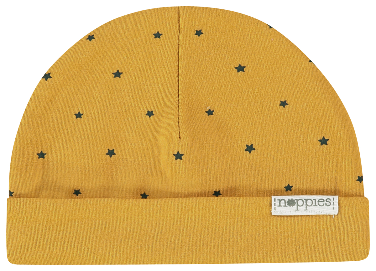 Noppies Muts Marjolein honey-yellow