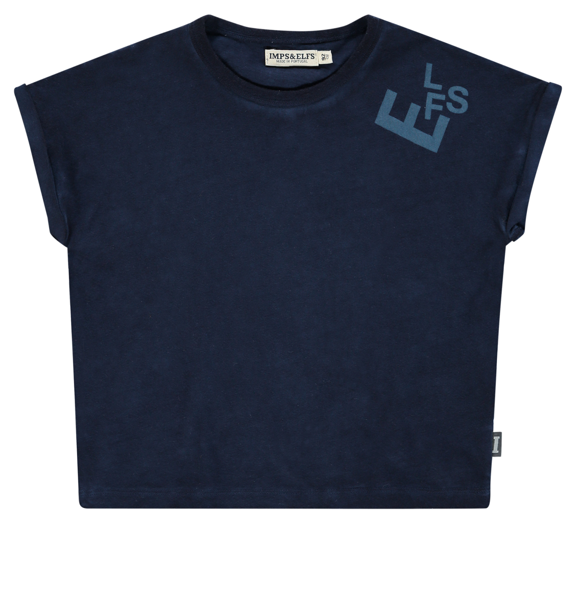 IMPS&ELFS T-shirt Durham black-blue