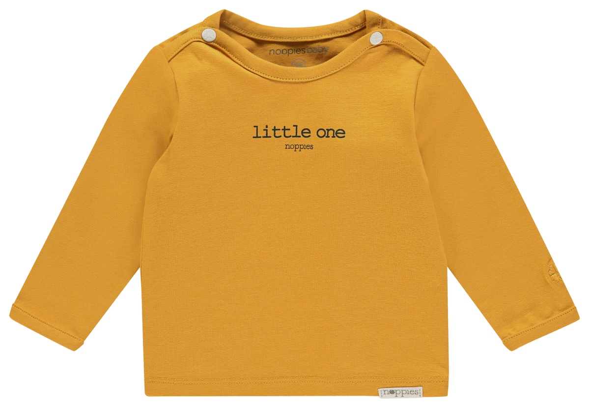 Noppies Longsleeve Hester honey-yellow
