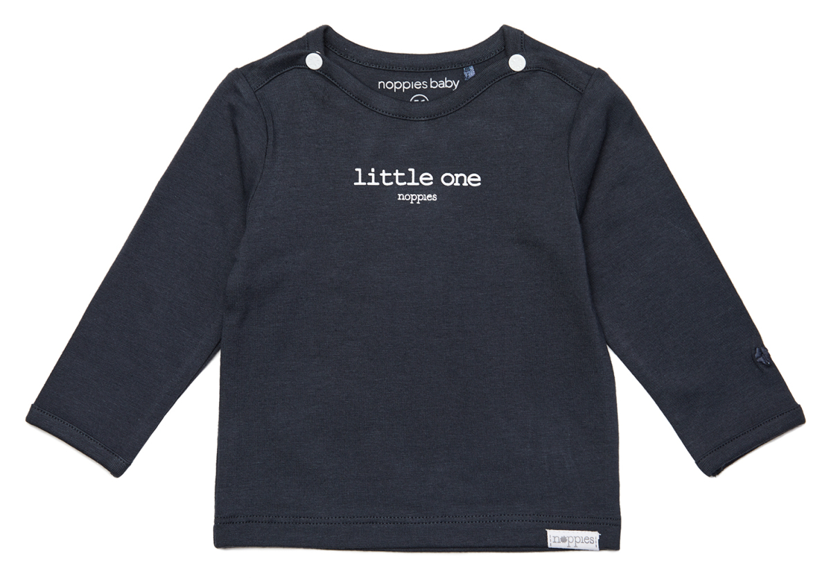 Noppies Longsleeve Hester charcoal