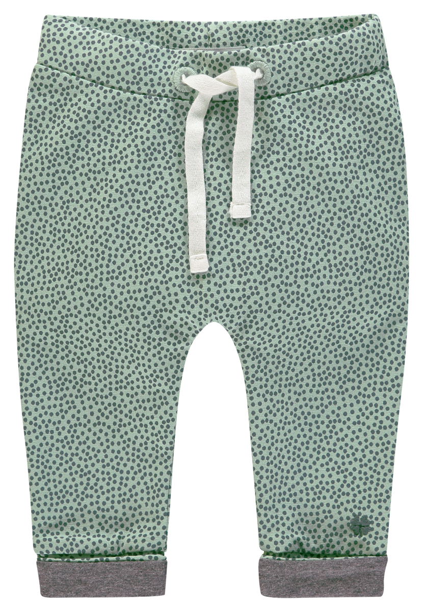 Noppies Broek Kirsten grey-mint
