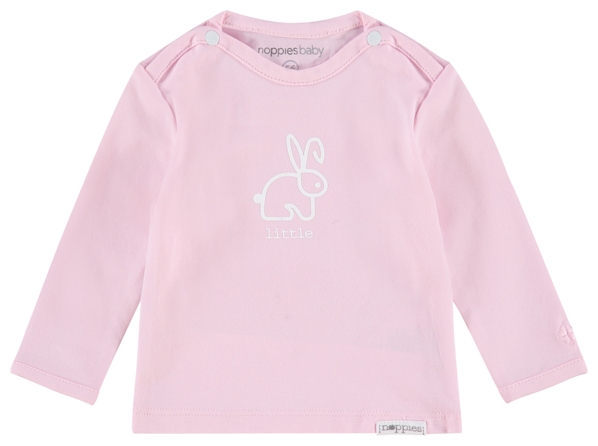 Noppies Longsleeve Roos light-rose