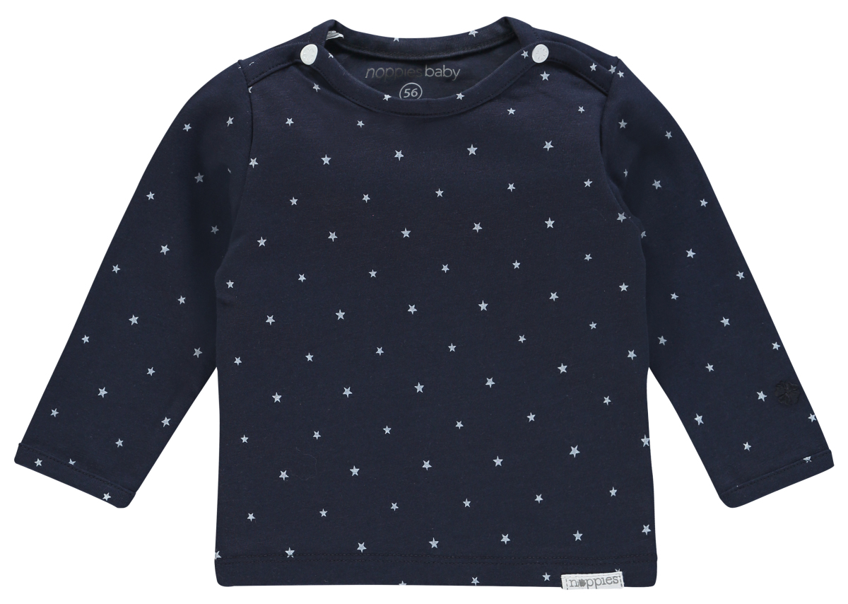 Noppies Langarmshirt Collin navy