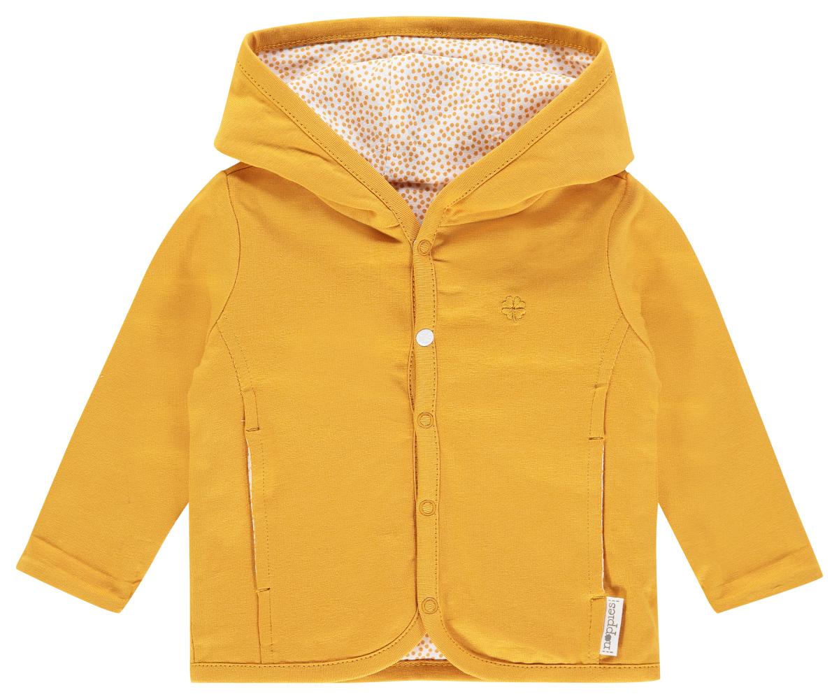 Noppies Cardigan Haye honey-yellow