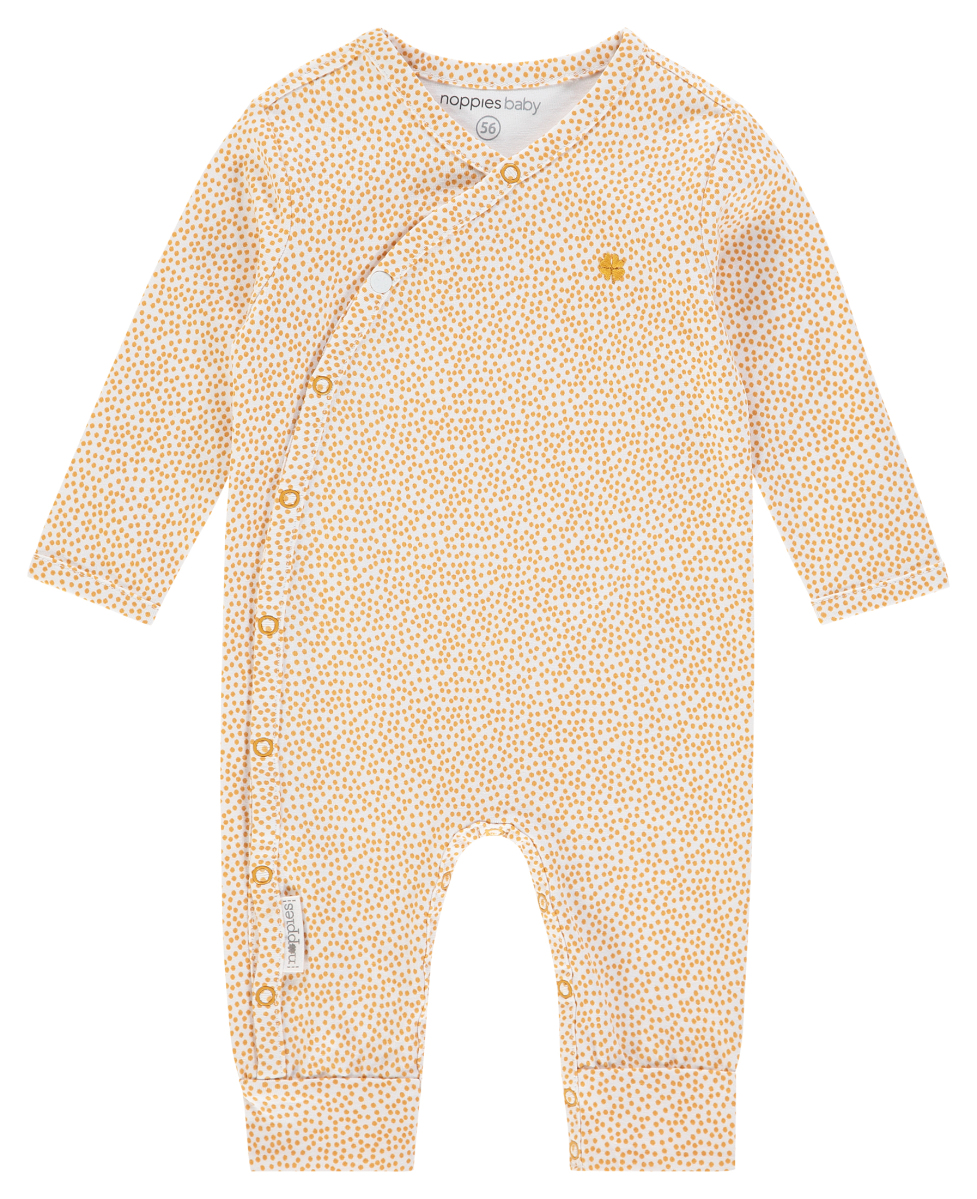 Noppies Play suit Dali honey-yellow