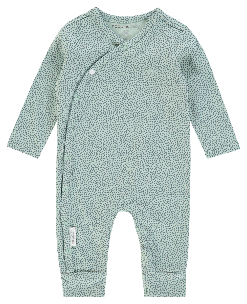 Noppies Play suit Dali grey-mint