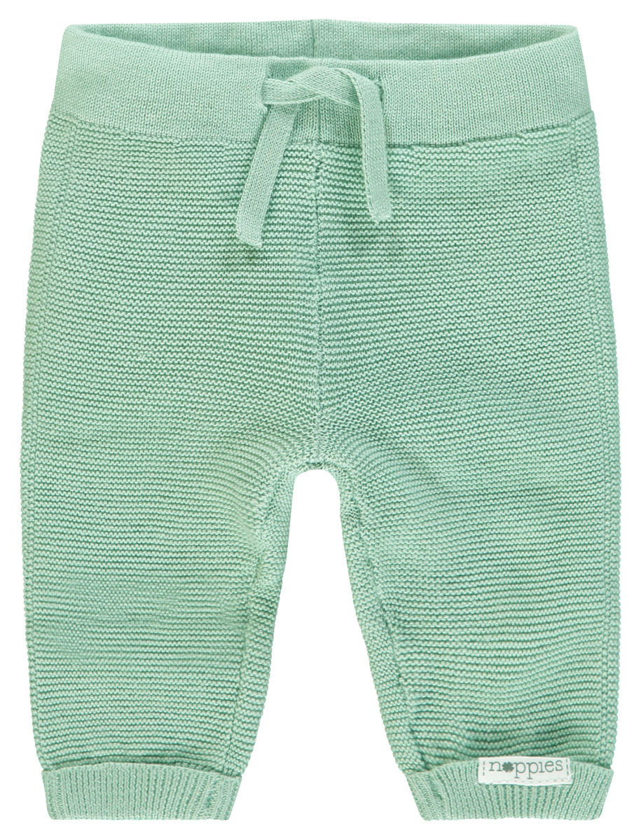 Noppies Broek Grover grey-mint