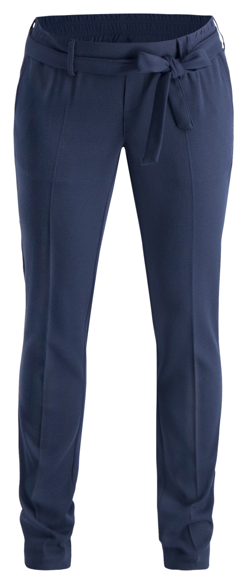 Esprit Pantalon tailleur night-blue