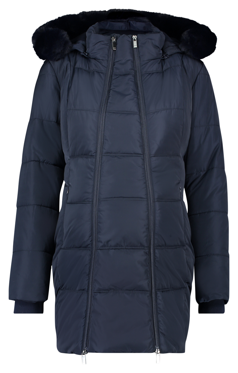 Noppies Manteau d'hiver Anna 3-way night-sky