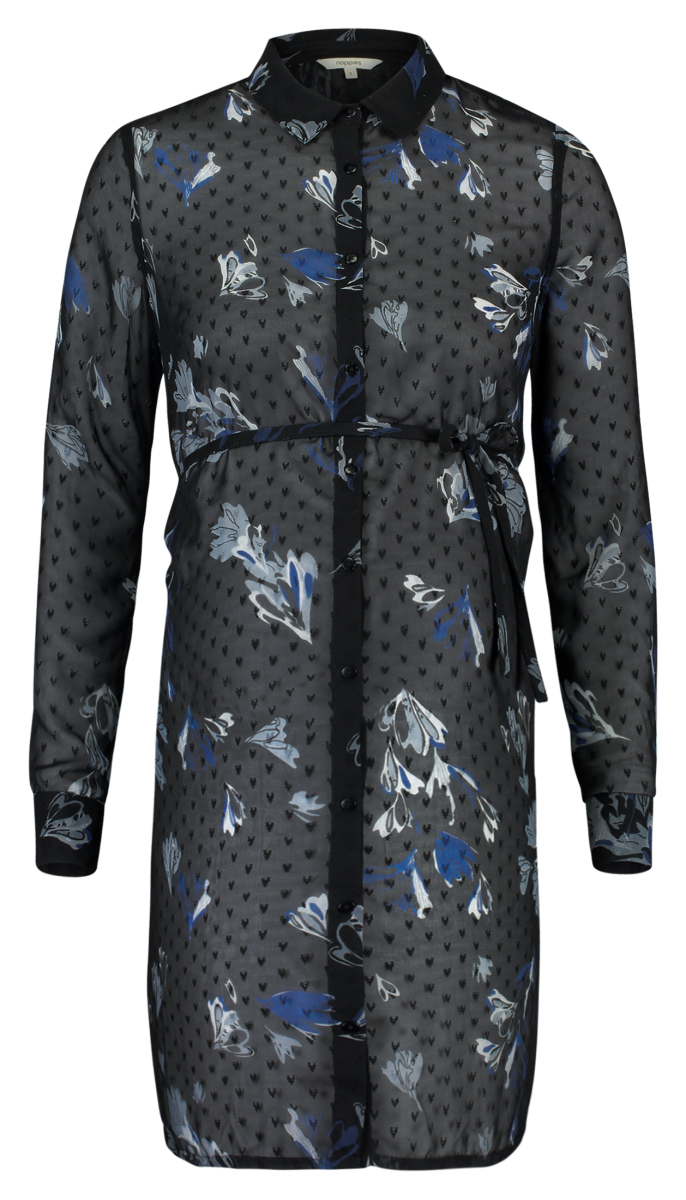 Noppies Blouse Thora monaco-blue-aop