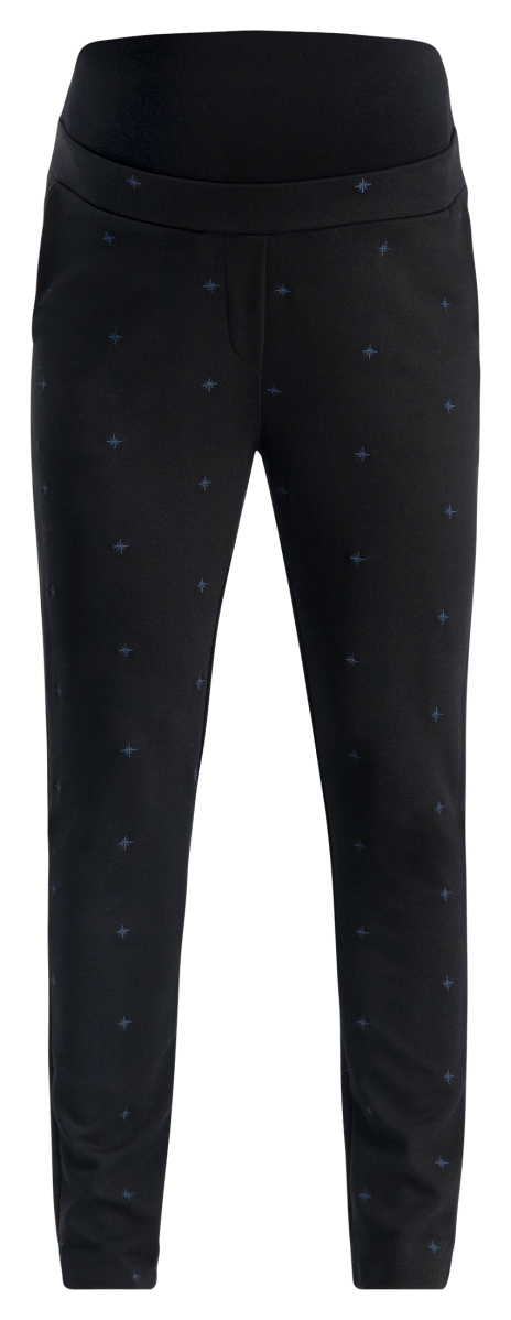 Queen mum Joggingbroek black