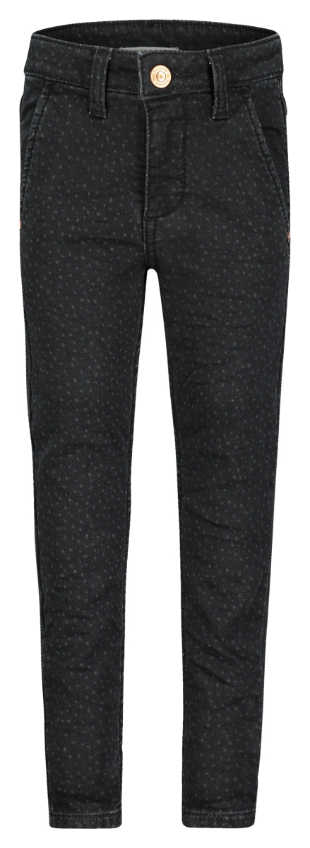 Noppies Broek Casselberry dark-grey-wash