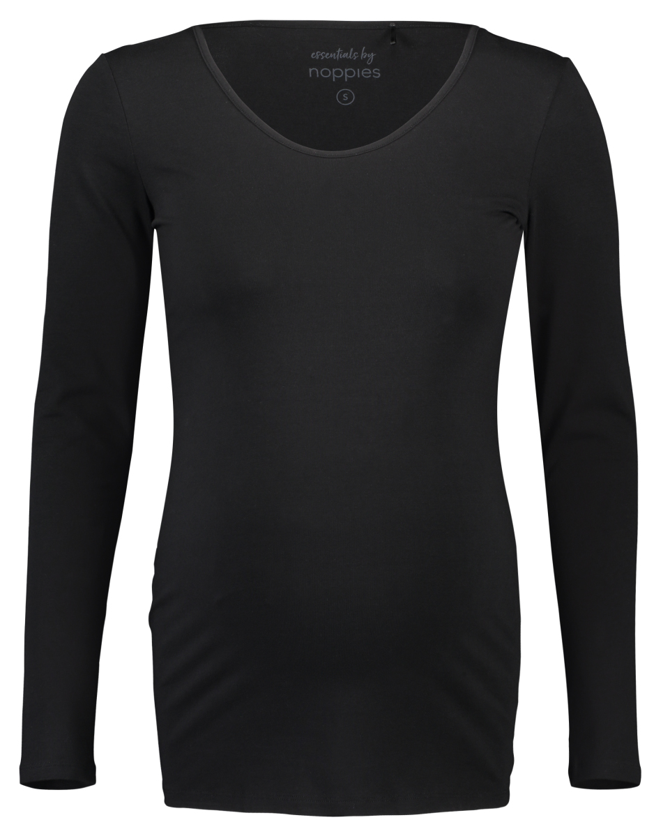 Noppies Longsleeve Berlin black