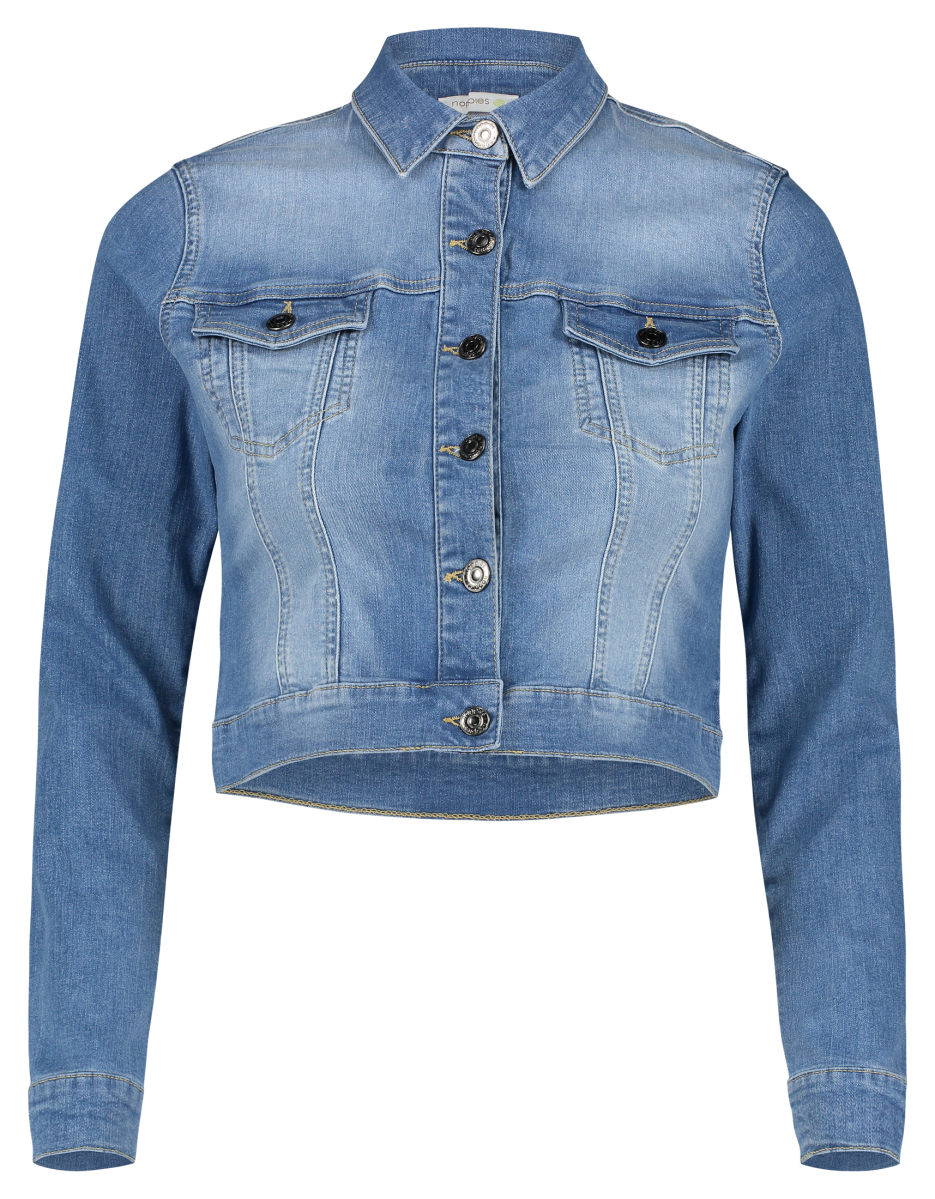 Noppies Veste Denim Baukje light-aged-blue