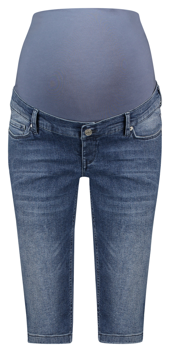 Noppies Umstandsshorts Jeans Bobby every-day-blue