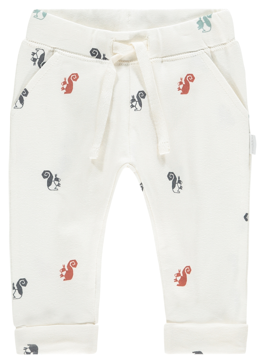 Noppies Broek Abu whisper-white